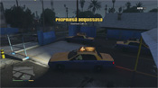 GTA 5 Taxi Downtown Cab Co