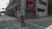 GTA 5 Garage Pillbox Hill