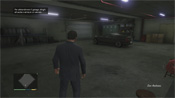 GTA 5 Garage Vinewood