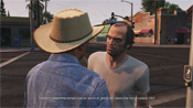 GTA 5 Il blues del vigilante