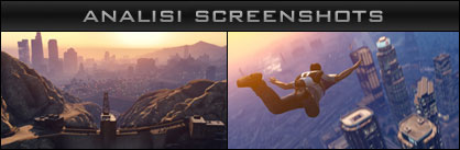 GTA 5 Analisi Screenshots
