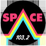 Space 103.2 Logo