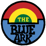 The Blue Ark Logo