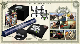 GTA 5 Collectors Edition