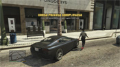 GTA 5 Taxi Corse private