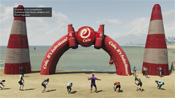 GTA 5 Triathlon maratona