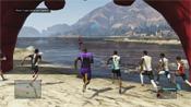 GTA 5 Triathlon Coyote