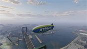 GTA 5 Atomic Blimp