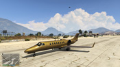 GTA 5 Buckingham Luxor Deluxe
