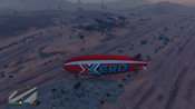 GTA 5 Dirigibile Xero