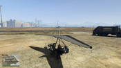 GTA 5 Nagasaki Ultralight