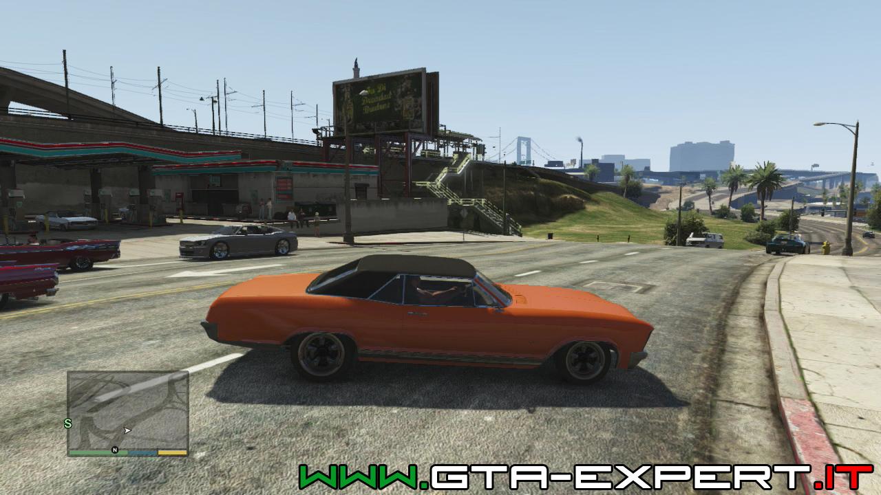 Gta 5 Buccaneer Veicoli - GTA V - GTA-...