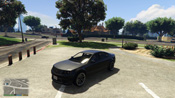 GTA 5 Cheval Fugitive