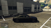 GTA 5 Enus Cognoscenti 55 Blindata