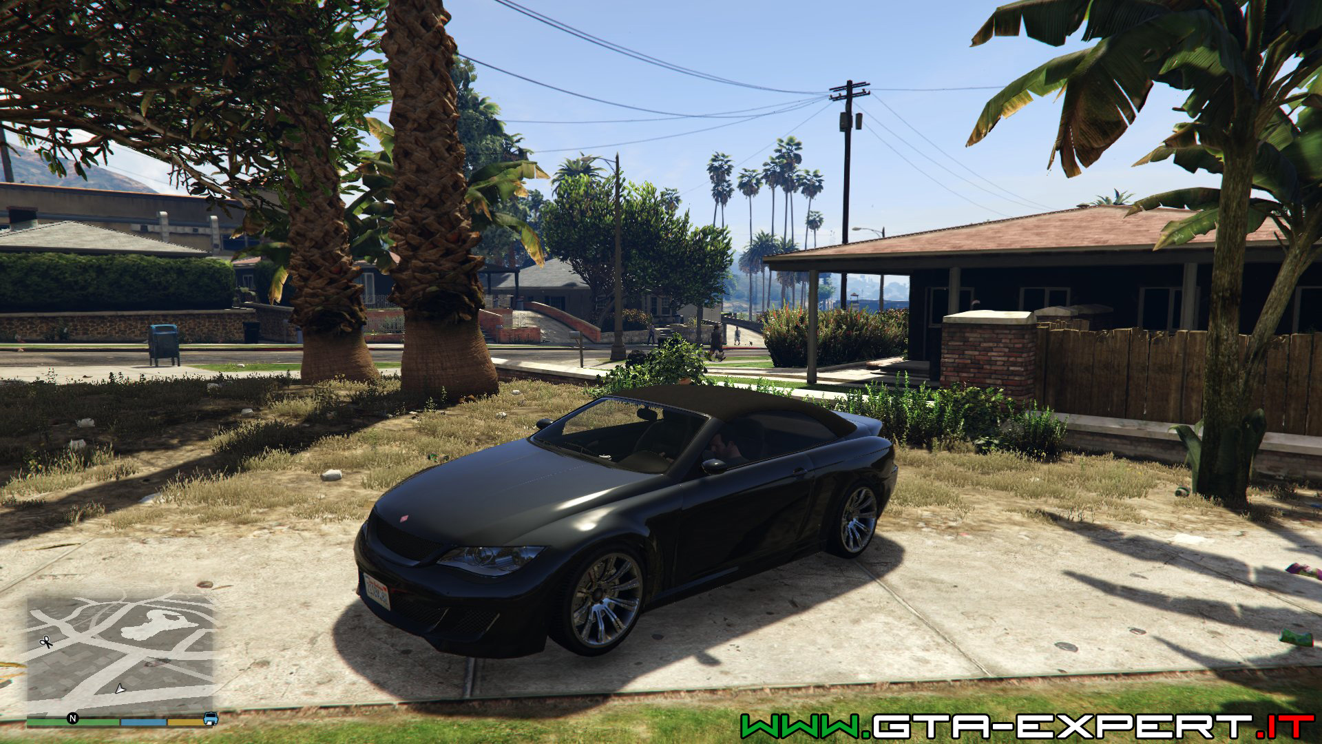 Veicoli della categoria Coupé - GTA V - GTA-Expert Ubermacht Zion Cabrio Gta 5