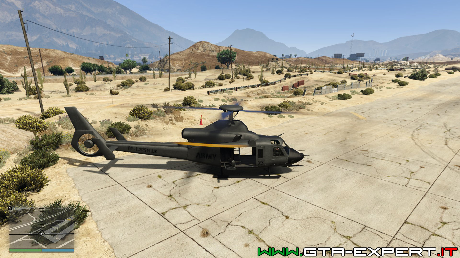 Elicotteri - GTA V - GTA-Expert