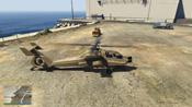 GTA 5 FH-1 Hunter