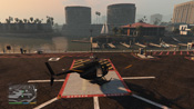 GTA 5 Buzzard
