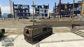 GTA 5 Zirconium Journey