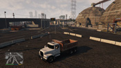 GTA 5 Brute Tipper