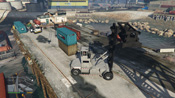GTA 5 Dock Handler