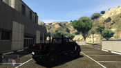 GTA 5 Vapid Guardian