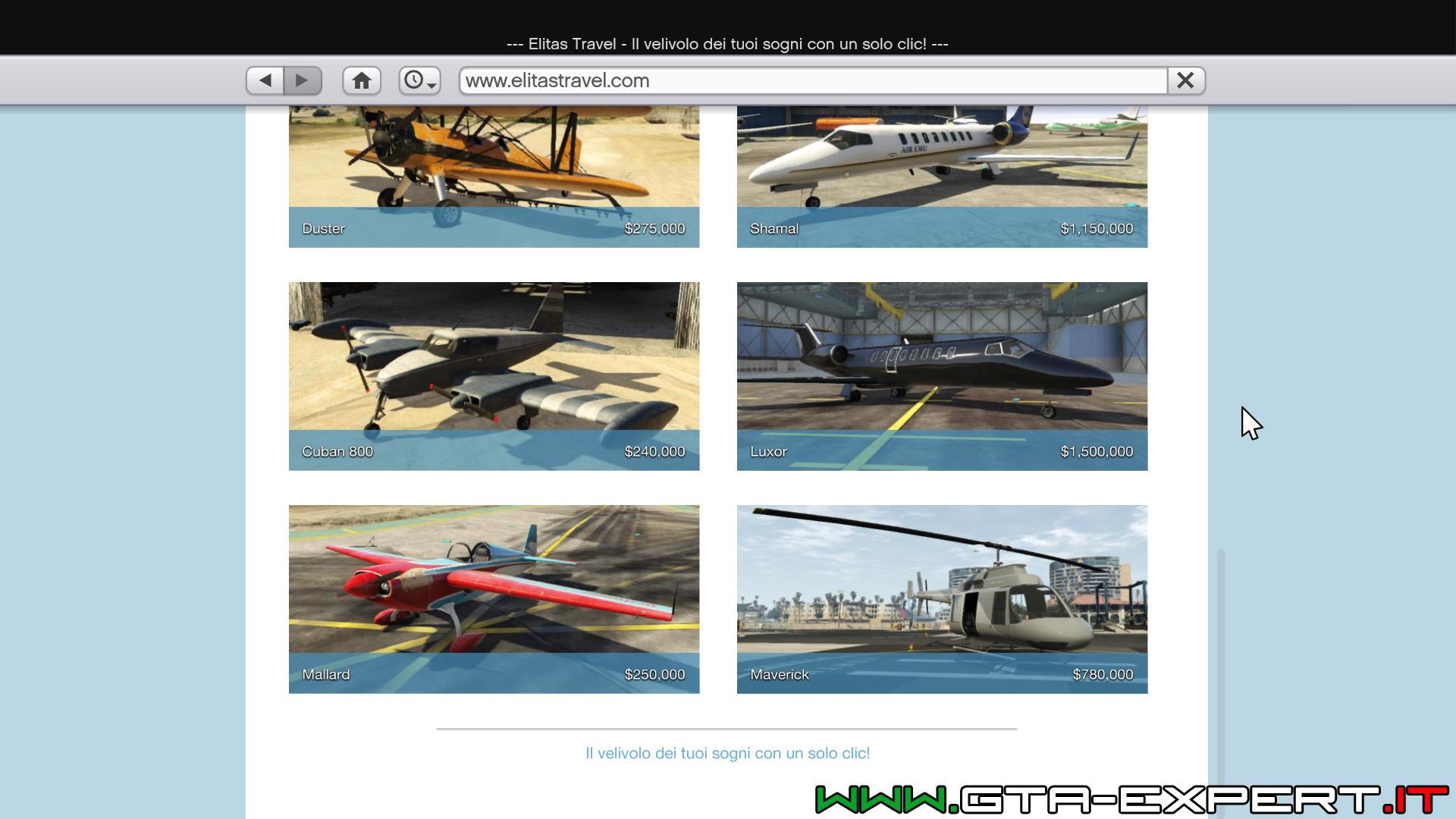 2d252bd80316 Acquisto di veicoli su internet - GTA V - GTA-Expert