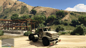 GTA 5 HVY Barracks Semi