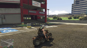 GTA 5 Western Rat Bike
