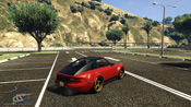 GTA 5 Pfister Comet Retro Custom