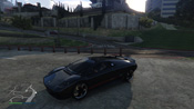Una Pegassi Infernus in GTA V