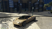 Una Pegassi Osiris in GTA V