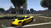 Una Progen GP1 in GTA V