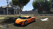 Una Progen Itali GTB Custom in GTA V