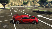 Una Truffade Nero Custom in GTA V