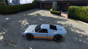 Una Vapid Bullet in GTA V