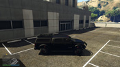 GTA 5 Vapid Contender