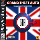 Copertina Cover Grand Theft Auto: London 1969