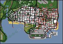 Mazzo Di Fiori Gta San Andreas.Mappe Gta San Andreas Gta Expert