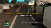 Missione camionista in GTA: San Andreas