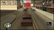 San Andreas High Stakes, Low-Rider