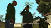 San Andreas Home Invasion