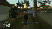 San Andreas Robbing Uncle Sam