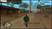 San Andreas Running Dog