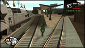 San Andreas Wrong Side of the Tracks