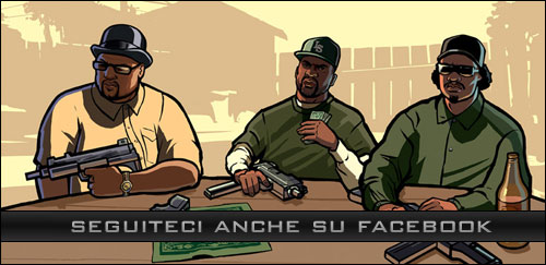 San Andreas Facebook