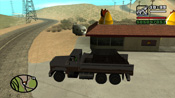 Flatbed San Andreas
