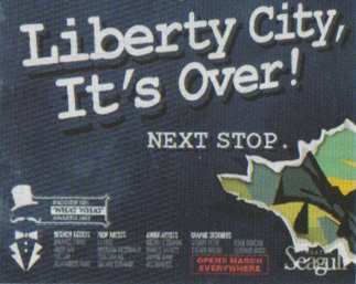 Liberty City is over next stop