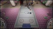 Air hockey TBOGT