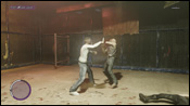 Ballad Tony Cage Fight